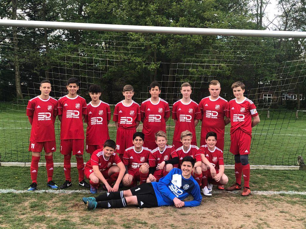 Fussball C1 Jugend Tsv Melsdorf